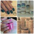 verschillende producten waar Hair& Nails mee werkt
